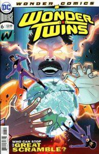 Wonder Twins #6 (2019)