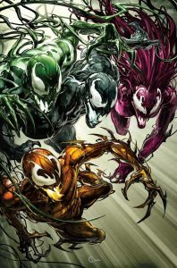 Absolute Carnage: Separation Anxiety #1 (2019)