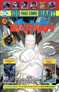 Batman 100-Page Giant (Walmart) #12 (2019)