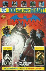 Batman 100-Page Giant (Walmart) #13 (2019)