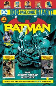 Batman 100-Page Giant (Walmart) #5 (2018)