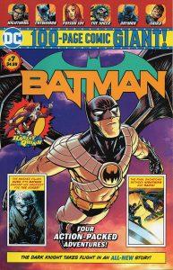 Batman 100-Page Giant (Walmart) #7 (2019)