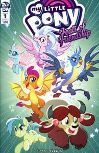 My Little Pony: Feats Of Friendship #1 (2019)