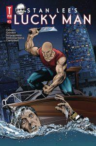 Stan Lee's Lucky Man: The Bracelet Chronicles #3