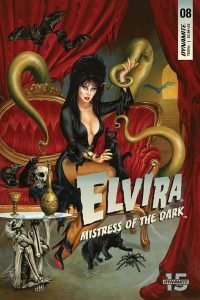 Elvira, Mistress Of Dark #8 (2019)