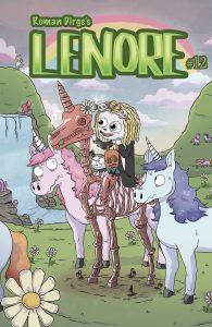 Lenore Volume 3 #1 (2019)