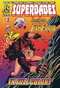 Superbabes: Starring Femforce #1 (2019)