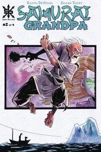 Samurai Grandpa #2 (2019)