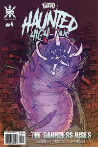 Twiztid Haunted High-Ons: The Darkness Rises #4 (2019)