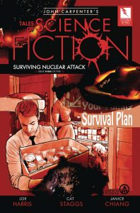 John Carpenter's Tales of Science Fiction: Surviving Nuclear Attack #3 (2019)