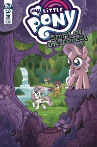 My Little Pony: Spirit Of The Forest #3 (2019)