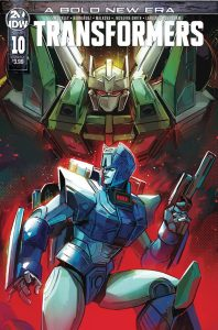 Transformers #10 (2019)