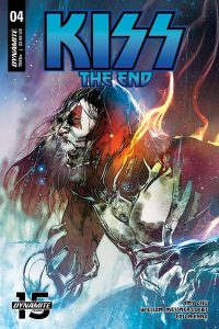 KISS: The End #4 (2019)