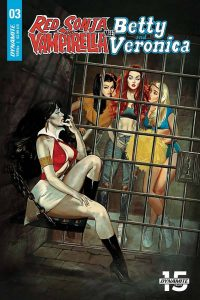 Red Sonja & Vampirella Meet Betty & Veronica #3 (2019)