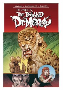 HG Wells' The Island Of Dr Moreau #1 (2019)