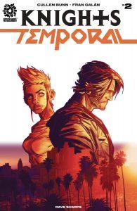 Knights Temporal #2 (2019)