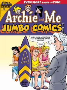 Archie and Me Comics Digest #20 (2019)