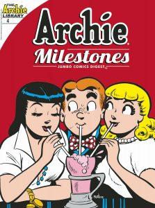 Archie Milestones Jumbo Comics Digest #4 (2019)