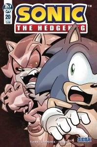 Sonic The Hedgehog #20 (2019)