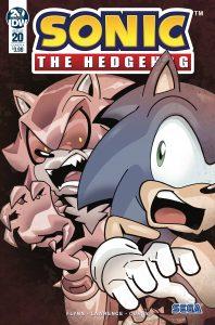 Sonic The Hedgehog #20 (2019)