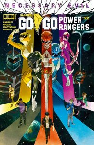 Go Go Power Rangers #22 (2019)