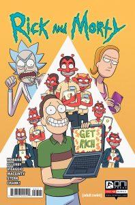 Rick and Morty #53 (2019)