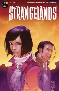 Strangelands #2 (2019)
