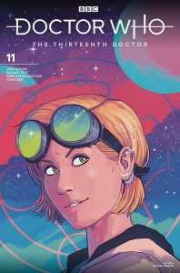 Doctor Who: The Thirteenth Doctor #11 (2019)