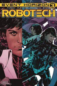 Robotech #23 (2019)