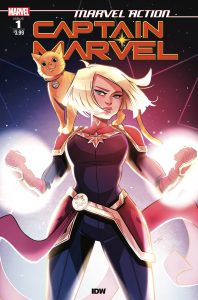 Marvel Action: Captain Marvel #1 (2019)