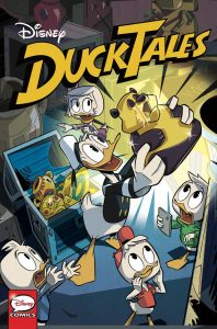 DuckTales: Silence & Science #1 (2019)