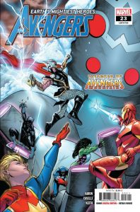 Avengers: Earth's Mightiest Heroes #23 (2019)