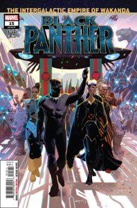 Black Panther #15 (2019)