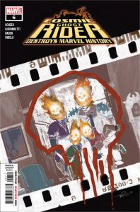 Cosmic Ghost Rider Destroys Marvel History #6 (2019)