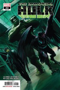 The Immortal Hulk #22 (2019)