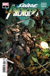 Savage Avengers #4 (2019)