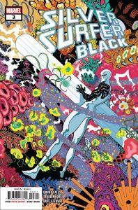 Silver Surfer: Black #3 (2019)
