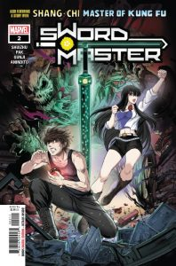 Sword Master #2 (2019)