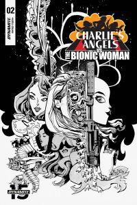 Charlie's Angels vs Bionic Woman #2 (2019)