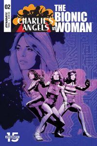 Charlie's Angels vs Bionic Woman #2 (2019)
