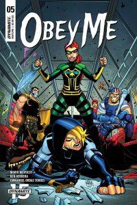Obey Me #5 (2019)