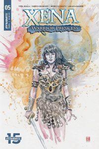 Xena: Warrior Princess #5 (2019)