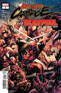Absolute Carnage Vs Deadpool #1 (2019)
