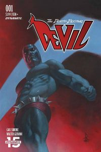 The Death Defying Devil #1 (2019)