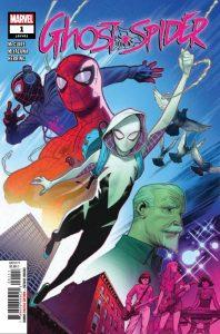 Ghost-Spider #1 (2019)