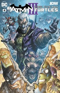 Batman / Teenage Mutant Ninja Turtles III #4 (2019)