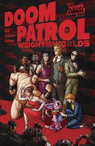 Doom Patrol: The Weight Of The Worlds #2 (2019)