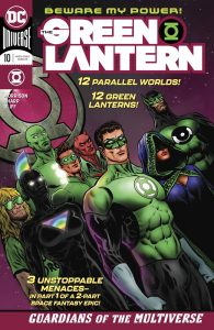 Green Lantern #10 (2019)