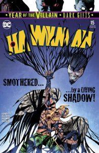 Hawkman #15 (2019)