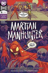Martian Manhunter #8 (2019)